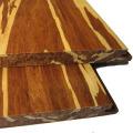 Revestimento de bambu tecido da costa do tigre com brilho de Matt