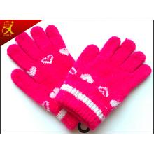 Hiver chaud acrylique gants magique