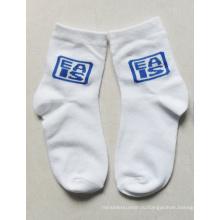 Детские хлопчатобумажные носки с индивидуальным дизайном