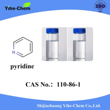 Pyridine Berkualiti Tinggi No.AS .: 10-86-1 MF: C5H5N