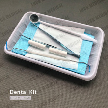 Kit de examen dental desechable