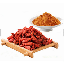High quality organic goji berry powder/goji berry freeze dried powder