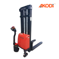 Compact Walkie Electric Pallet Stacker 1 طن