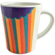 Impression de tasse de café de mélamine (CP086)