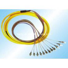 FC / PC Sm 2.0mm 3m fibra óptica coleta