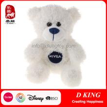 Nivea rellenó el regalo de la promoción del juguete del animal del oso de peluche