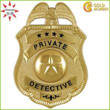 Officier d'émail doux personnalisé Badges militaires