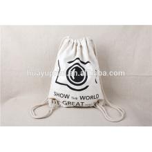 Saco personalizado DrawString, mochila DrawString, sacos personalizados drawstring lona, sacos de algodão mochilas, sacos de algodão, saco de juta