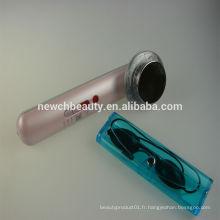Dispositif de renouvellement de peau galvanique Photon à ultrasons table à ongles