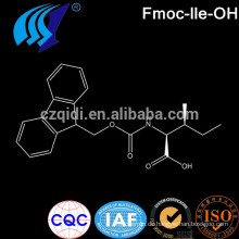 Bester Kauffabrikpreis für Fmoc-lle-OH / Fmoc-L-Isoleucin Cas No.71989-23-6