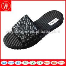Vente en gros été bon marché sandale à glissière EVA