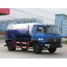 Camion de pompe d'eaux d'égout de Dongfeng 9CBM