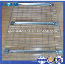Decking galvanizado de alta calidad de la malla de alambre para el estante de la plataforma