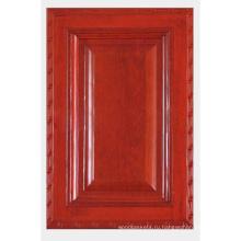 Твердой древесины Кухонный шкаф двери (HLsw-5)