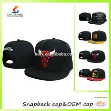 Men Women girls Bboy flat caps baseball hats with custom logo snapback caps custom