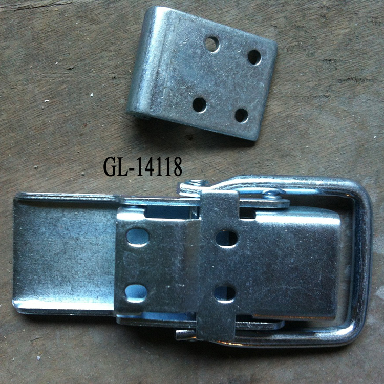 Locking Toggle Clamp Latch