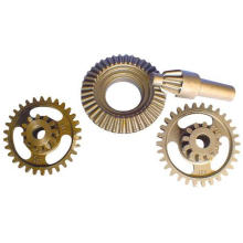 Customized Worm Gear with CNC Machining