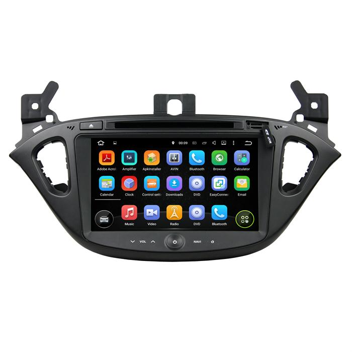 Car GPS Navigation for Corsa