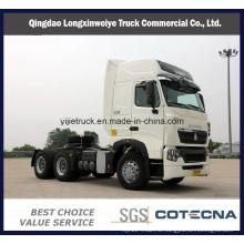 Высокое качество HOWO T7h 540HP 6 * 4 типа человек двигателя трактора грузовик
