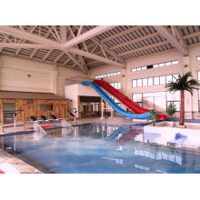 Steel Space Frame for Swimming Pool
