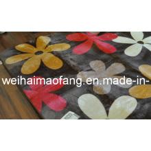 Raschel Printing Acrylic Prayer Carpet (MQ-RCP-001)