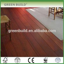 Los fabricantes de China laminan el suelo de madera de Jatoba