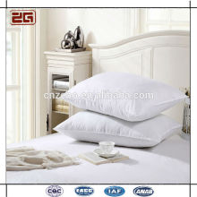 Luxury 5 Star Hotel Used Duck Down Filling Super Soft White Pillow Inserts
