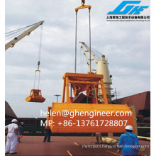 Single rope remote control ship grab anti-leakage type available