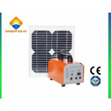 10W Mini DC Sistema de energía solar portátil