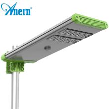 30W led solar street light with 50Wp mono PV module panel