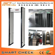 Single Zone Security Metal Detector Metal Detecting Device