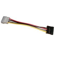 Cabo de disco rígido para PC Molex para adaptador de conversor SATA