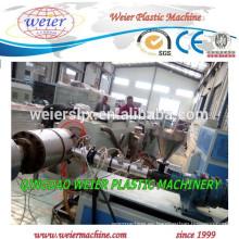 PP PE tubería línea HDPE pipa de la máquina que hace la máquina