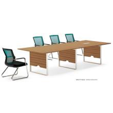 Conception de table de réunion personnalisée moderne et chaude (FOH-CT-F3212)