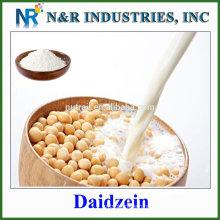 Nature soybean extract 98% daidzein isoflavone