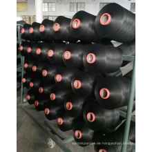 Großhandel gefärbtes schwarzes DTY DDB Draw Textured Garn