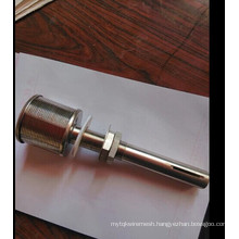 Filteration Wire Mesh / Wedge Wire Screen Nozzle