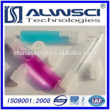 8 * 40mm 1.2ML Frasco transparente, frasco para injectores de amostras, frasco para HPLC
