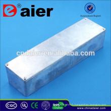 1032L Pédale d'effet guitare hammond aluminium Die Cast Enclosure