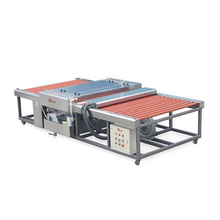 Horizontal Glass Cleaning And Drying Washer Glass Washing Machine