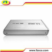USB2.0 3.5 pulgadas IDE HDD Hard Drive Enclosure