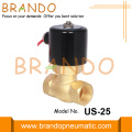 1 »US-25 Uni-D Type Steam Brass Solenoid Valve