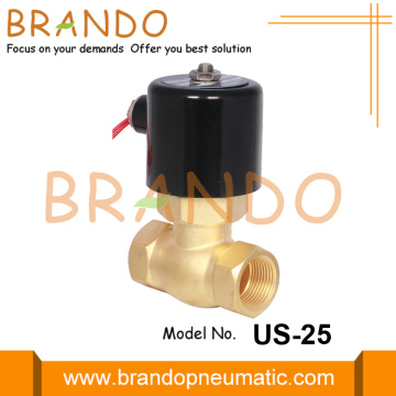 Injap Solenoid Tembaga Steam Type 1-US-25 Uni-D