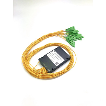 PLC 1 * 16 ABS BOX splitter sc apc connecteur