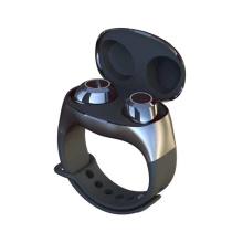 Fones de ouvido sem fio Bluetooth Fones de ouvido com pulseira de música para correr
