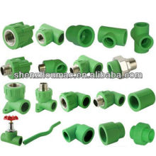Professional ppr pipe fitting mould injection molding machine