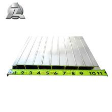 Decking en aluminium lockdry le plus sûr non inflammable