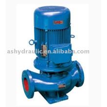 ISG vertical pipe centrifugal pump