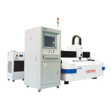 Machine de découpe laser CNC en acier inoxydable