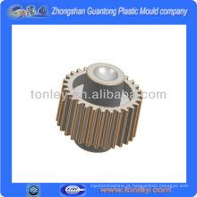 engrenagem de plástico parte para impressora de agulha do projeto do molde, para motocicletas (OEM)